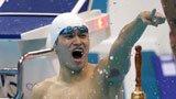 伦敦奥运第第129金 男子1500米自由泳孙杨