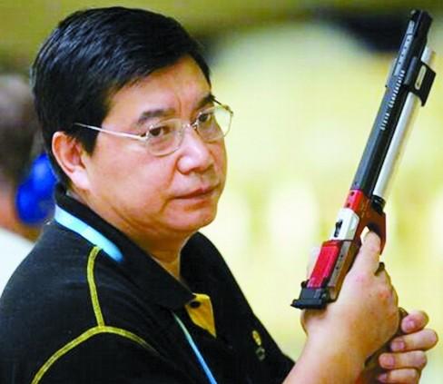 伦敦梦之王义夫:射击八朝元老 缔造奥运传奇