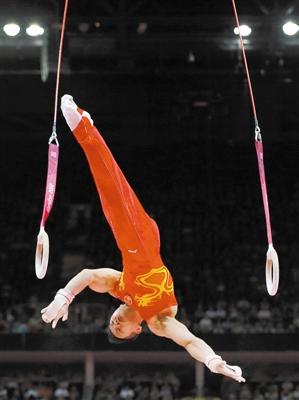 奥运九国瓜分体操金牌 给中国体操队敲响警钟