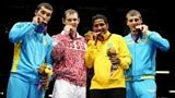 伦敦奥运第295、298金 拳击 俄罗斯 英国