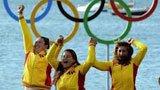 伦敦奥运第263金 帆船帆板伊力特级 西班牙