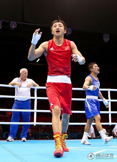邹市明:用拳头来说话 卫冕冠军是国家的光荣