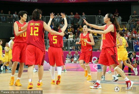 女篮总结:基本完成奥运任务 盼新人尽快成长