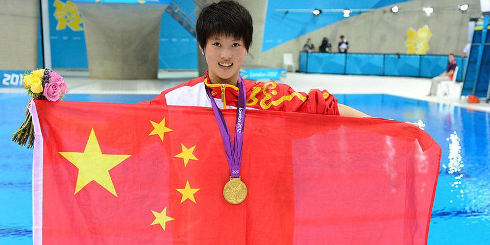 陈若琳夺中国代表团奥运第200金