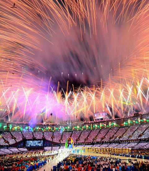 腾讯特评:奥运的核心是竞技 精神内核是快乐