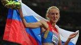 伦敦奥运第177金 女子3000米障碍 扎尔波娃