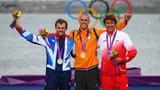 伦敦奥运第181金 帆船帆板男子RS-X级荷兰