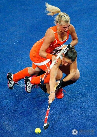 女曲-荷兰2-0阿根廷卫冕 奥运史上第三度折桂