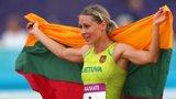 伦敦奥运第302金 女子现代五项 阿萨达乌斯凯特