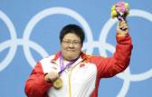 集锦:周璐璐5次打破纪录 中国女子举重再夺一金