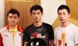 专访乒乓球男团