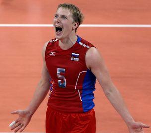 男排俄罗斯惊天逆转巴西夺冠