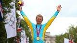 伦敦奥运第2金 男子公路自行车维诺库罗夫