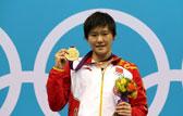 女子400米混合泳决赛 叶诗文400米巨大优势夺第一