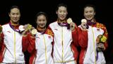 中国女子重剑队