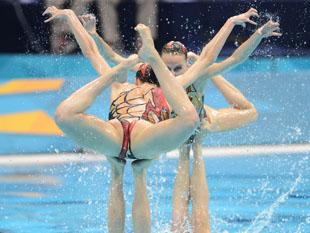 俄罗斯队夺得集体冠军