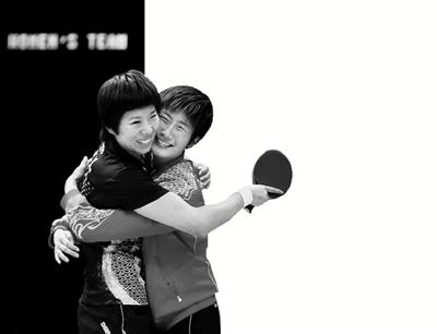 丁宁裤图片女_中国乒乓球丁宁乒乓球女团决赛 ...