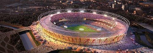 伦敦奥运会比赛场馆—奥林匹克公园场馆