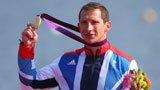 伦敦奥运第256金 男子单人皮艇200米 马克文