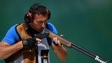 伦敦奥运第168金 男子飞碟多向 赛诺格拉兹