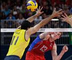 俄罗斯先失两局惊天逆转 时隔32年再拿奥运冠军