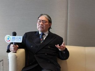专访香港奥委会主席霍震霆