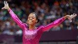 伦敦奥运第84金 体操女子个人全能道格拉斯