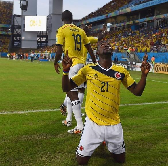顶星缺席哥伦比亚仍握4奇才 一环完胜世界前4