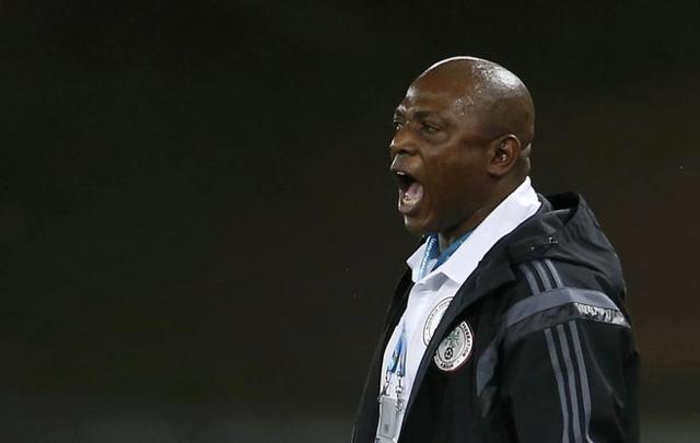 尼日利亚主帅:足球需要运气 我们正越来越好