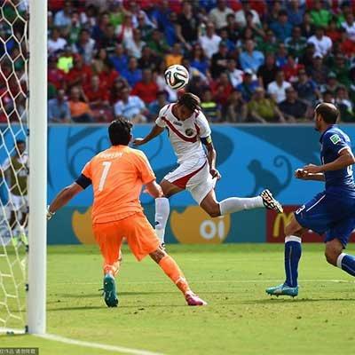 意大利0-1哥斯达黎加 黑马强势出线