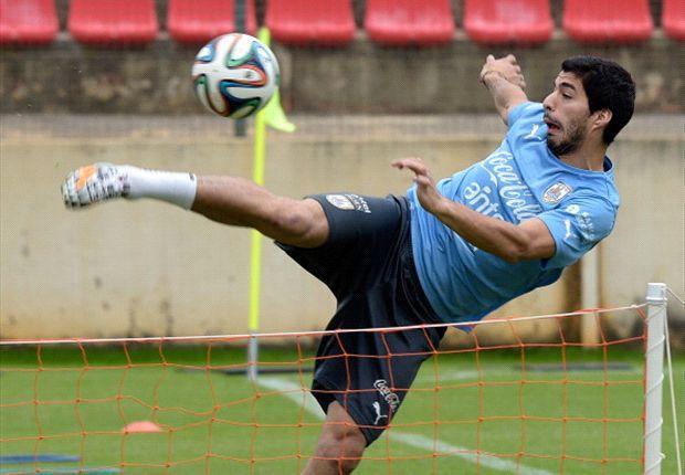 乌拉圭VS哥斯达黎加前瞻:苏神缺阵无碍争胜