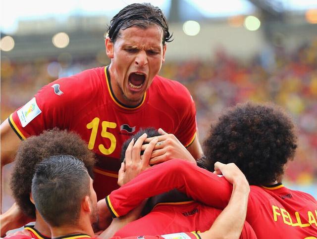 世界杯-比利时1-0俄罗斯提前出线 奥里吉绝杀