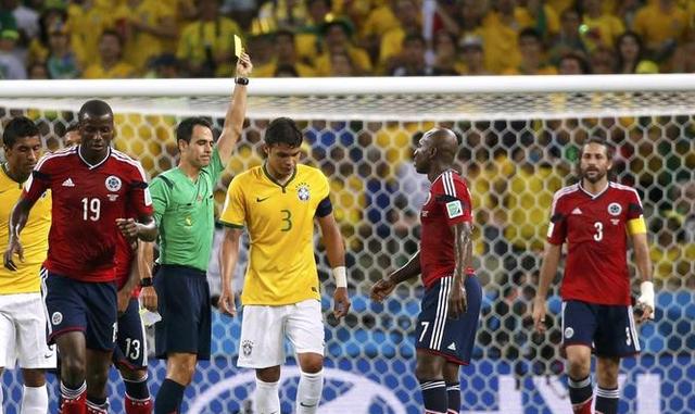 巴西进球功臣自杀式停赛 没有他谁来对抗德国