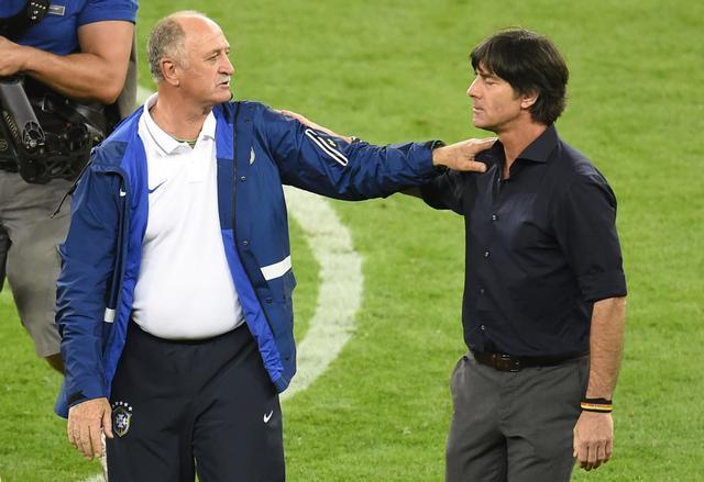 勒夫:巴西的痛苦德国也曾有过 他们输在中场