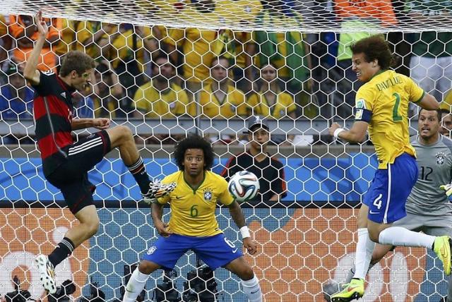 穆勒:德国射门效率致巴西崩溃 坚持力争夺冠