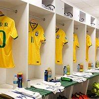 巴西更衣室局部一览