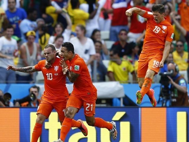 铁军!荷兰3度逆转史上无双 偏执向命运挑战