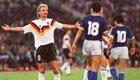 90年德国4-1南斯拉夫