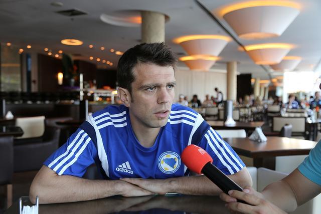 专访米西:战阿根廷目标进球 为中国足球正名