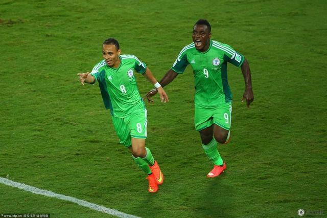 世界杯-尼日利亚1-0送波黑出局 哲科补时中柱