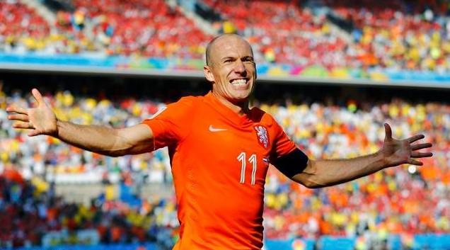 世界杯早报-巴西头名遇智利 荷兰将战墨西哥