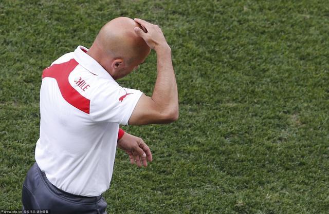 智利主帅称荷兰胜在防守 淘汰赛不怕任何对手