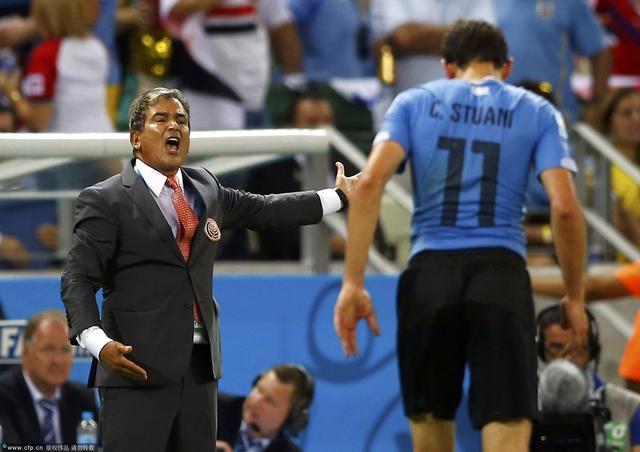 塔瓦雷斯:苏神咬人?世界杯不是道德批判会