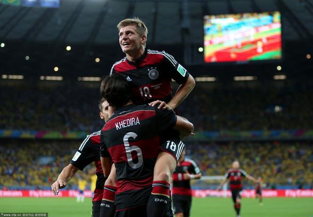 克罗斯:为巴西感到难过 决赛目标就是要夺冠