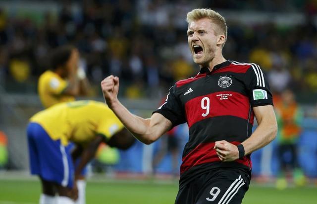 125分钟3球!德国板凳杀出奇兵 力压穆勒克神