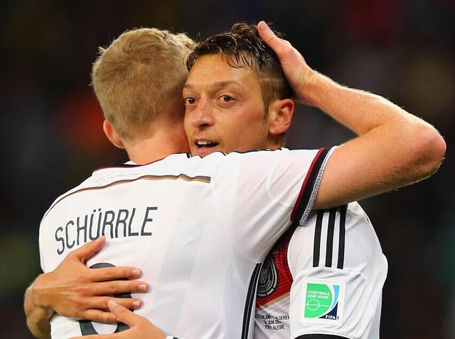 世界杯-德国加时2-1阿尔及利亚 下轮将战法国