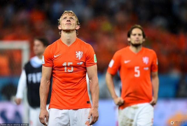 库伊特:这是我最后一届大赛 荷兰进4强满意
