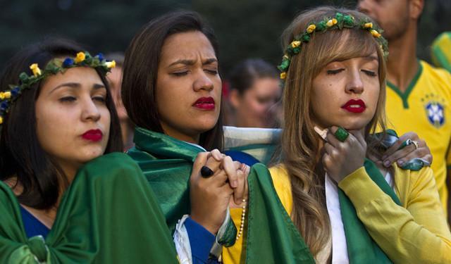 【舌战】麦家:巴西,请败而不馁