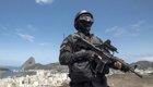 巴西警察变身机械战警