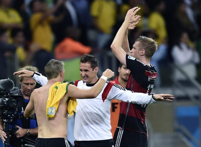 众媒体挺德国进决赛 阿根廷同行竟为巴西惋惜